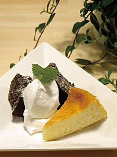 チョコチョコ変わる 手作りスイーツ 菜々cafeご来店の時の お楽しみに